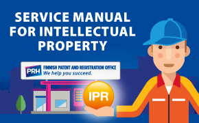 Service Manual for Intellectual Property